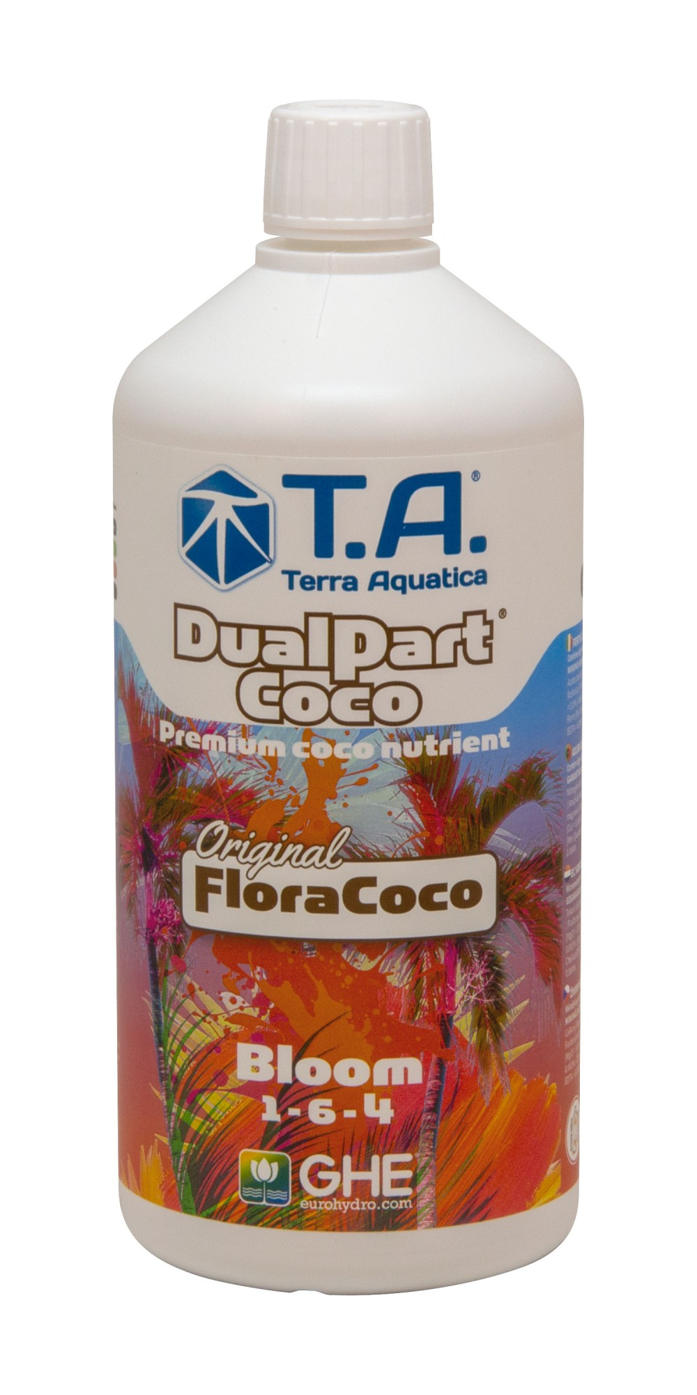 GHE FloraCoco Bloom 1L (DualPart Coco Bloom)