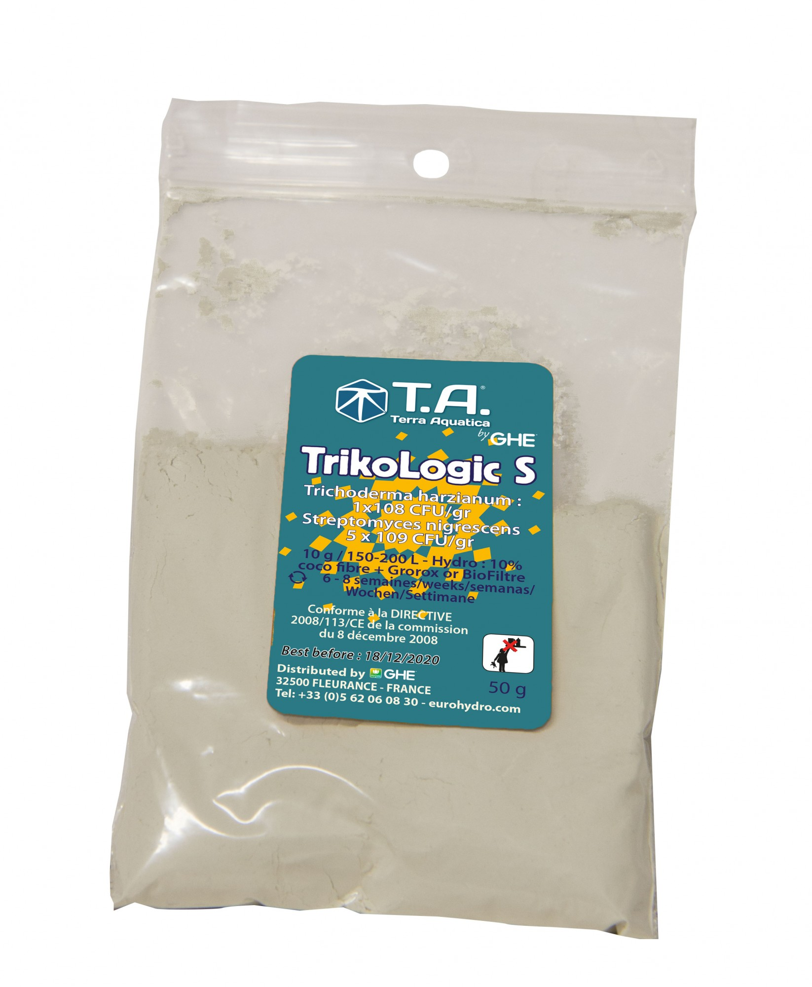 GHE SubCulture 50g (Trikologic S)
