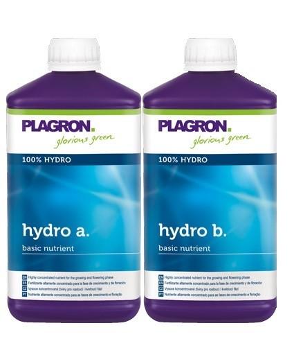Plagron Hydro (A+B) 1 l