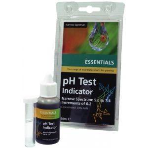 Essentials pH Test Kit – Narrow Spectrum