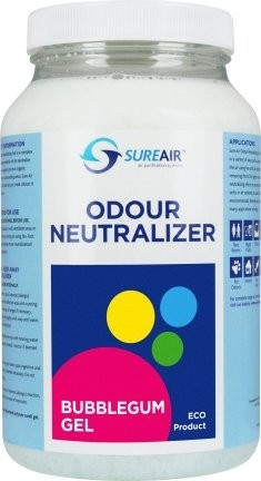 Sure air Gel 3 kg Bublegum