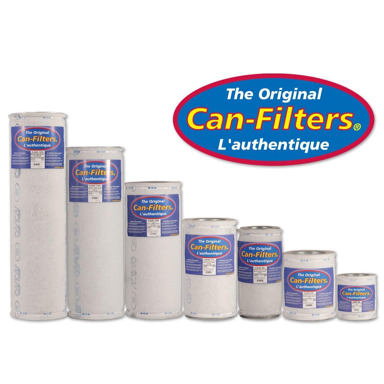 Filtr Can Original 250m3/h - příruba 125mm
