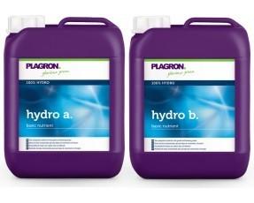Plagron Hydro (A+B) 10 l