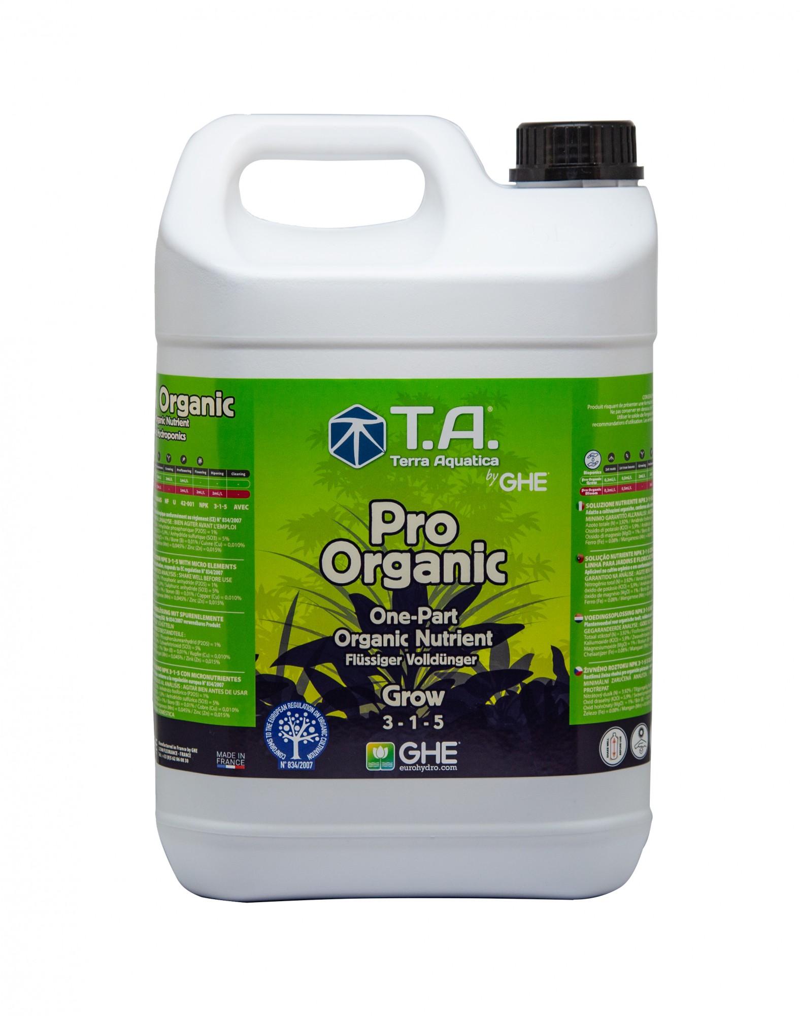 Bio Thrive Grow 60L organická výživa