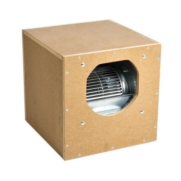 Airbox 1500 m³/h - odhlučněný ventilátor