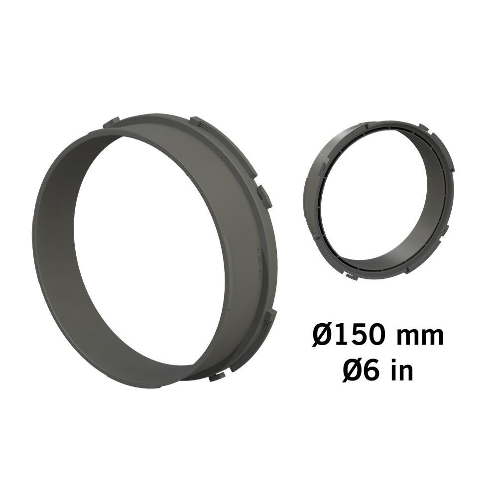 Secret Jardin Connector Ø150 mm - konektor pro Ducting Flange (16mm)
