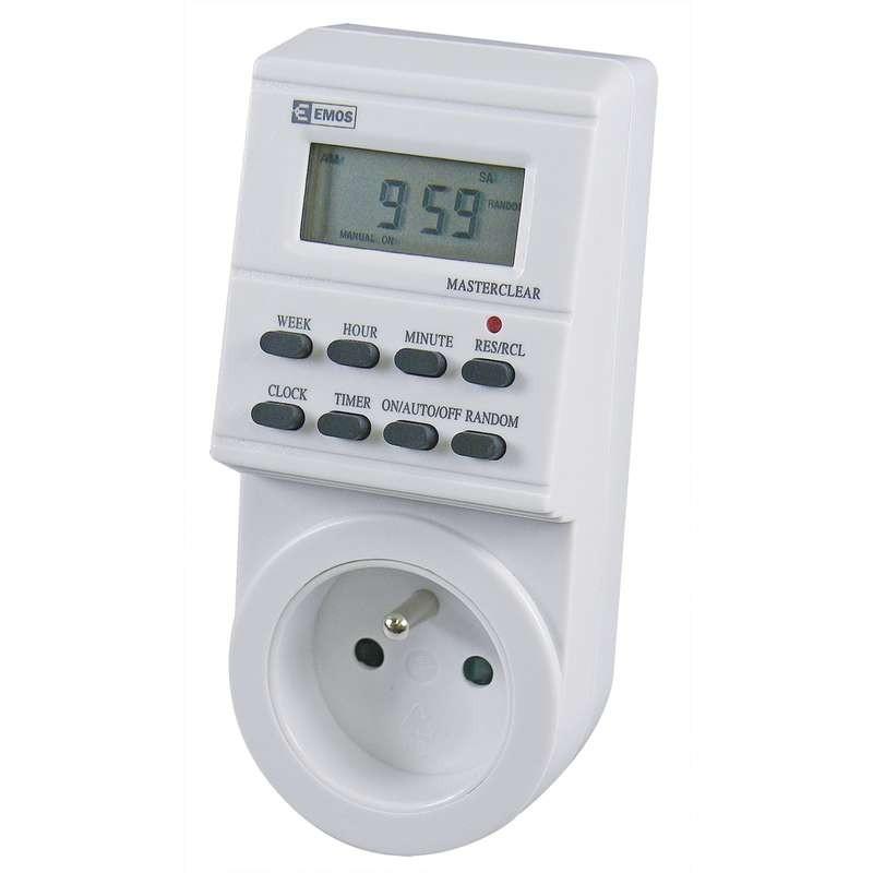 Digitální spínací hodiny TS-EF1