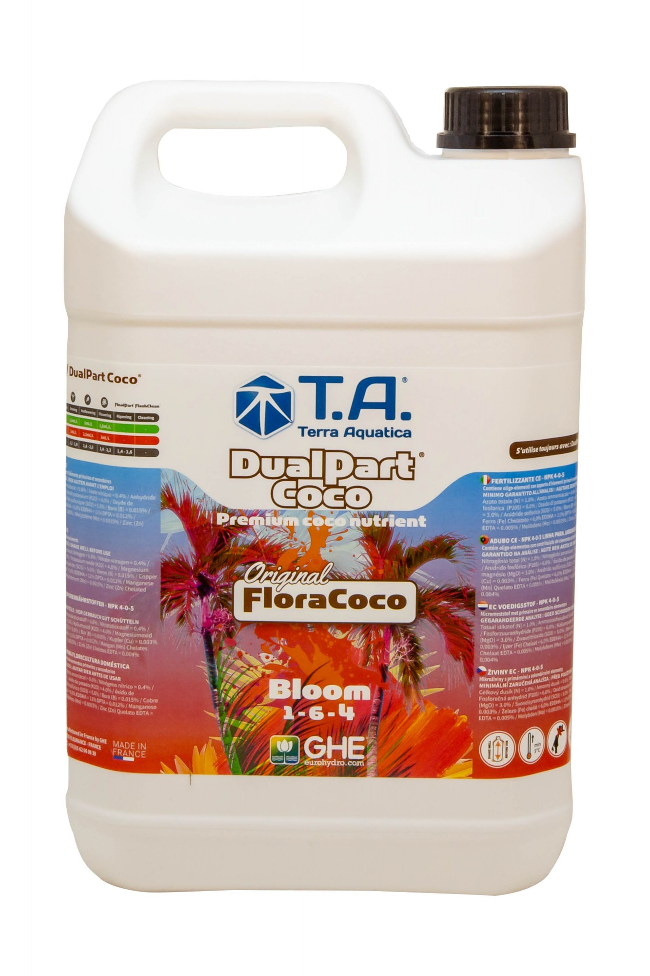 GHE FloraCoco Bloom 5L (DualPart Coco Bloom)