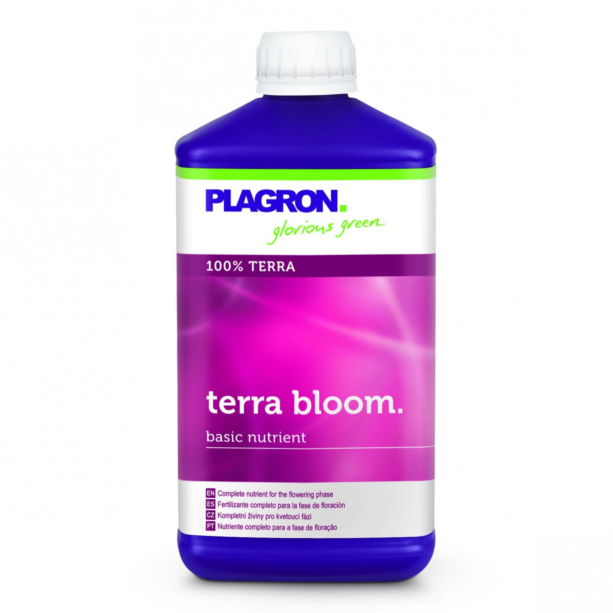 Plagron Terra Bloom 1 l - květové hnojivo