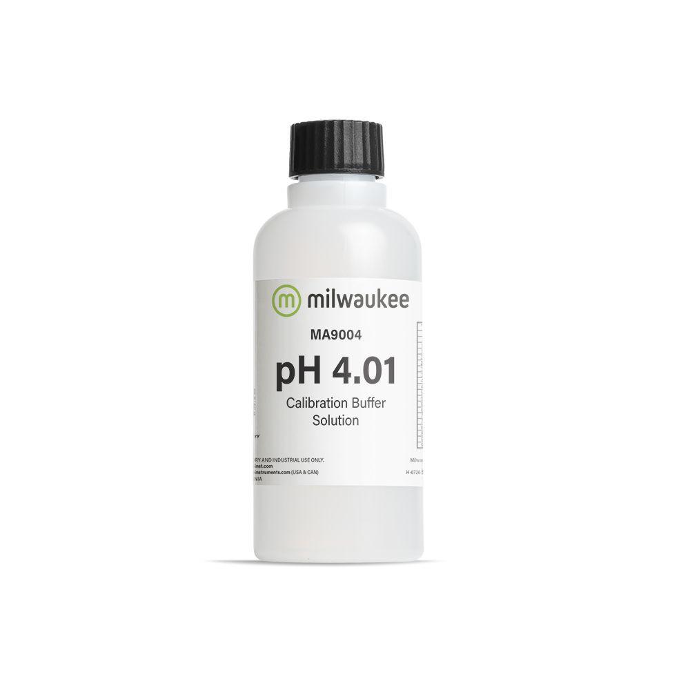 Milwaukee kalibrační roztok pH 4,01 230ml