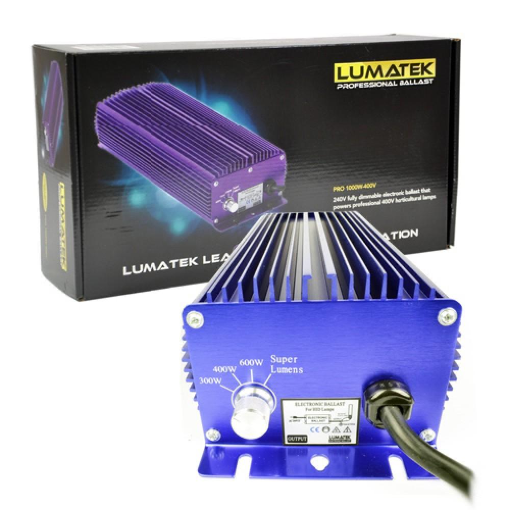 Lumatek Ultimate Pro 600W předřadník (400V)