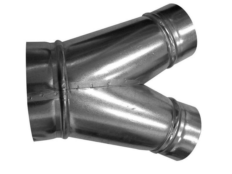 Kalhotový kus 160-160-160 mm