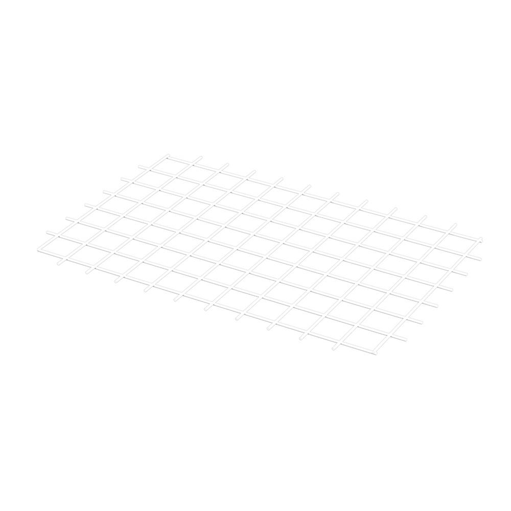 DP90 Grid shelve - kovová mřížka 60x40 cm