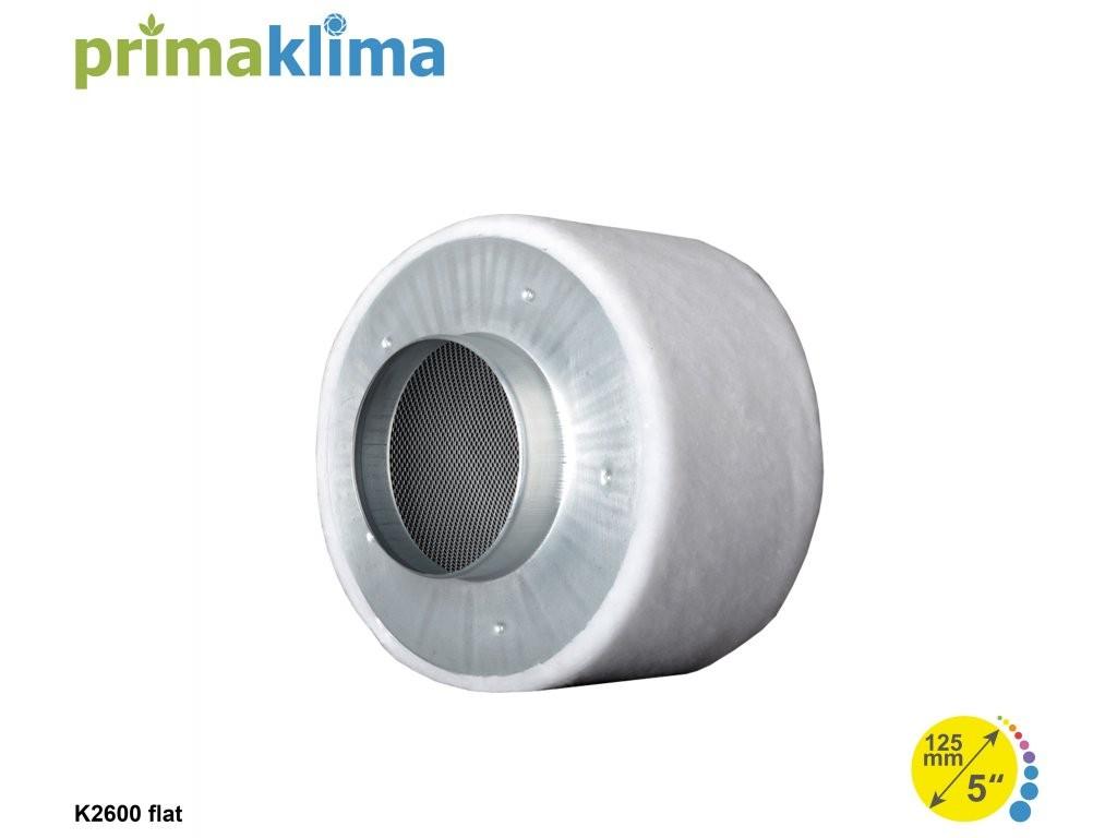 Prima Klima ECO filter K2600 FLAT 125mm, 250 m3/h
