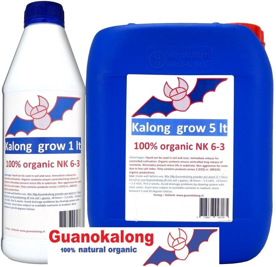 Kalong Grow organic 5 l