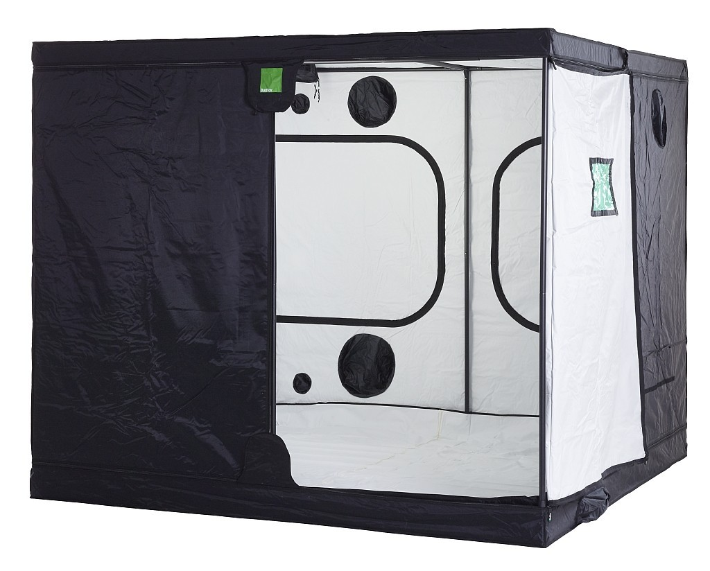 BudBox PRO Titan II 240x360x200 bílý - pěstební stan