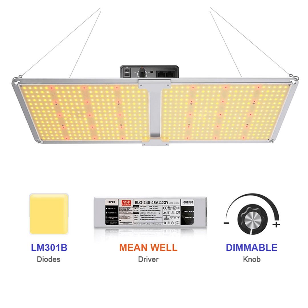 URBAN LED CFR 220 Quantum board