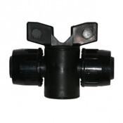 Irritec Easy průběžný ventil 25x25 mm