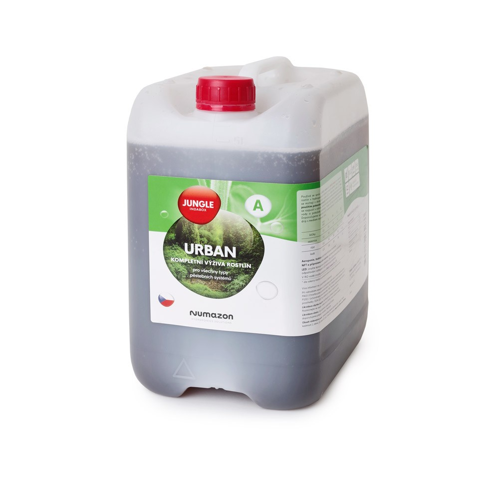 JUNGLE URBAN A - 5 l