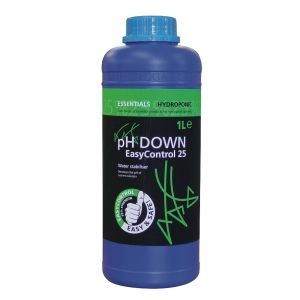 Essentials pH Down Easy Control 25% 1L