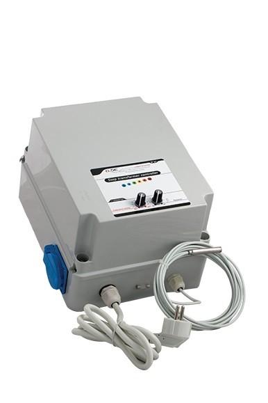 GSE Step transformer 2A - teplota/hystereze pro 1 ventilátor