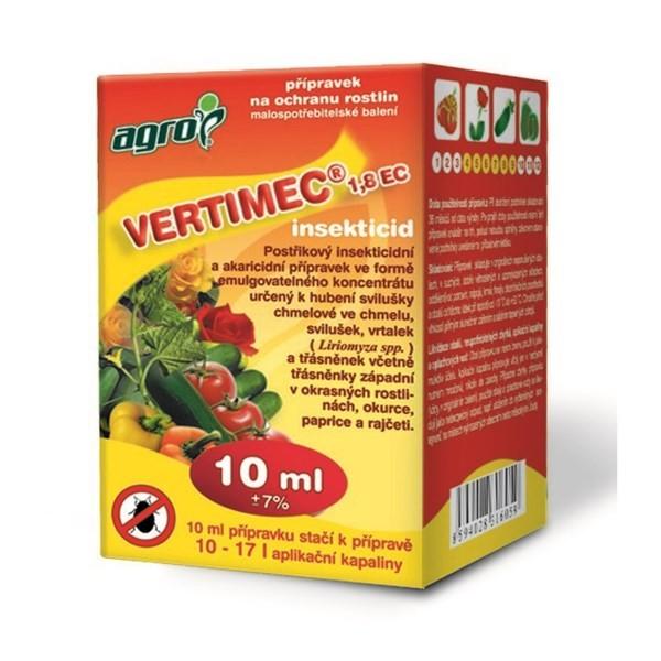 AGRO Vertimec 1,8 SC 10ml