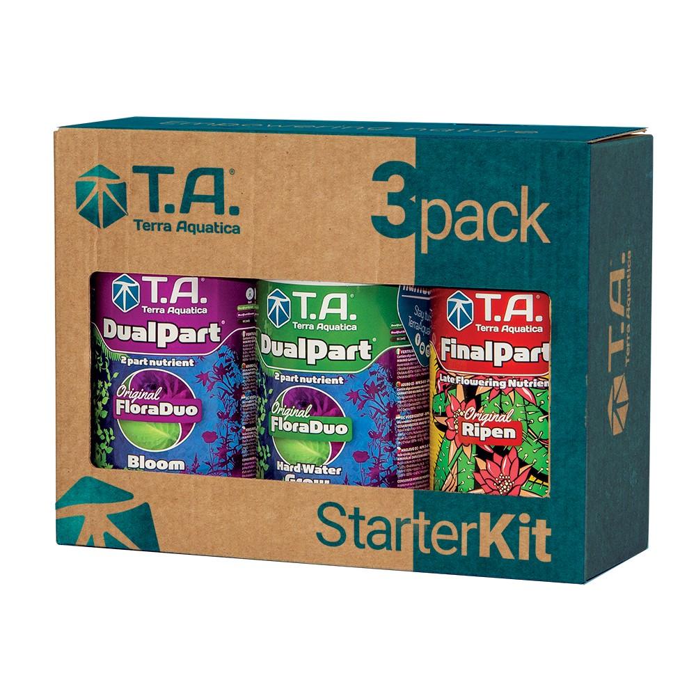 GHE Tripack FloraDuo TV Ripen (TA 3-Pack DualPart HW + FinalPart)