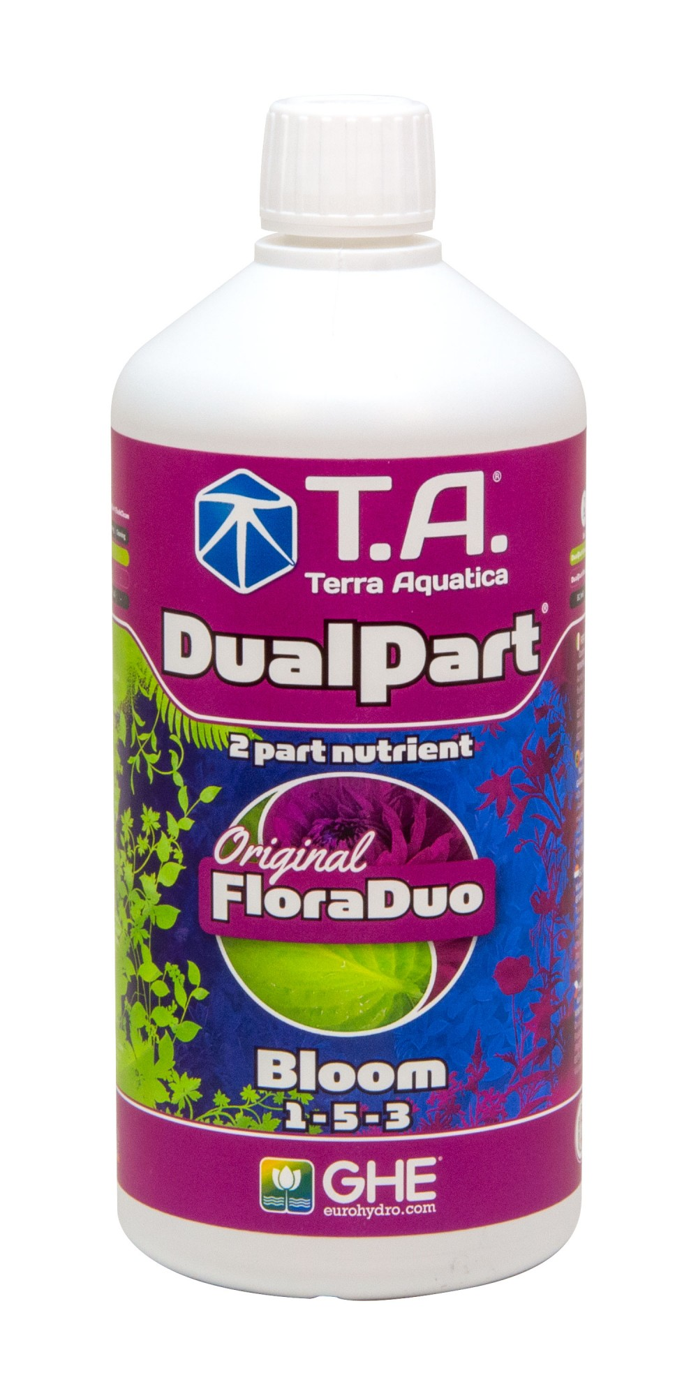 GHE FloraDuo Bloom 1L (DualPart Bloom)