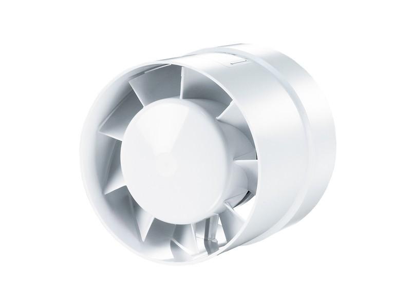 Axiální ventilátor VKO 125 - přívod a odvod vzduchu