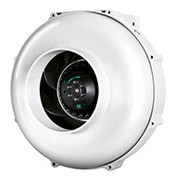 Ventilátor Prima Klima 125mm, 220/360 m³/h - 2-rychlostní, EC motor